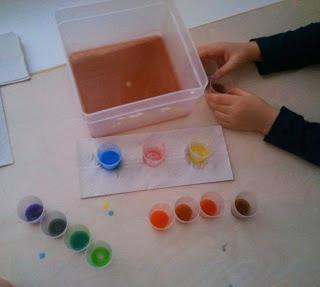Color laboratory