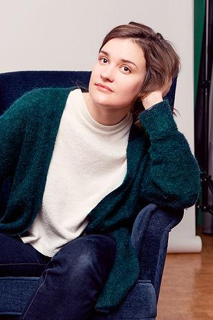 Maria Sann Photo by Kia Bettina