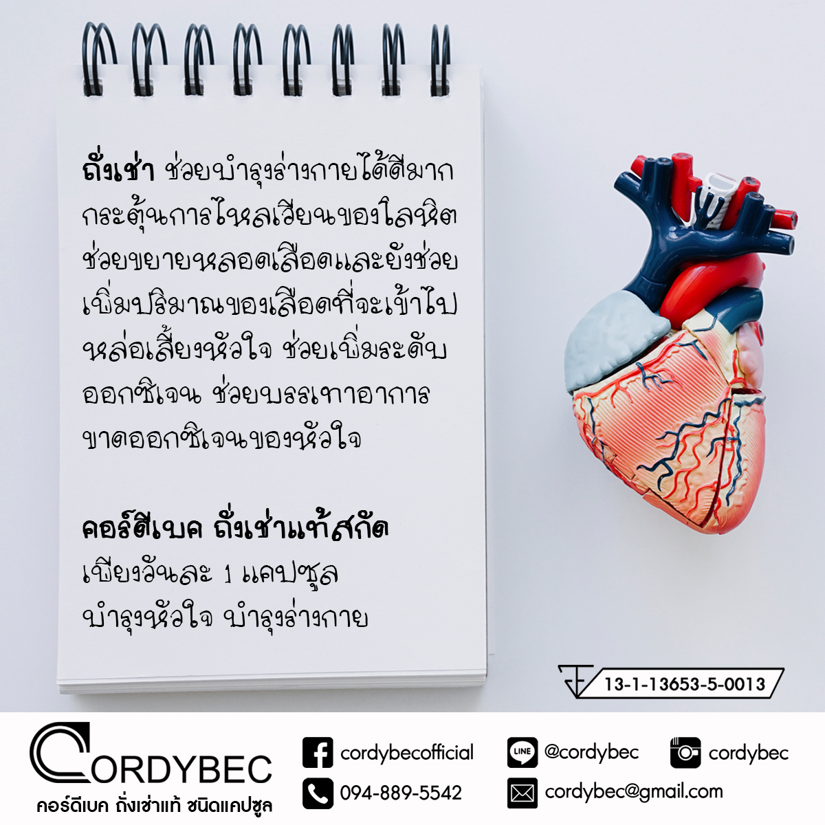 Cordybec Heart 012