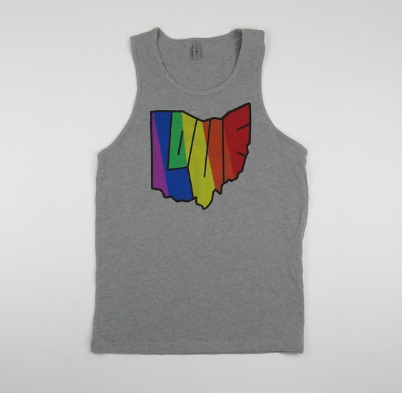 Rainbow Love Tank