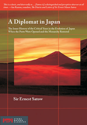 A Diplomat in Japan