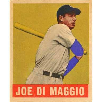Joe Di Maggio     - 1940 Leaf