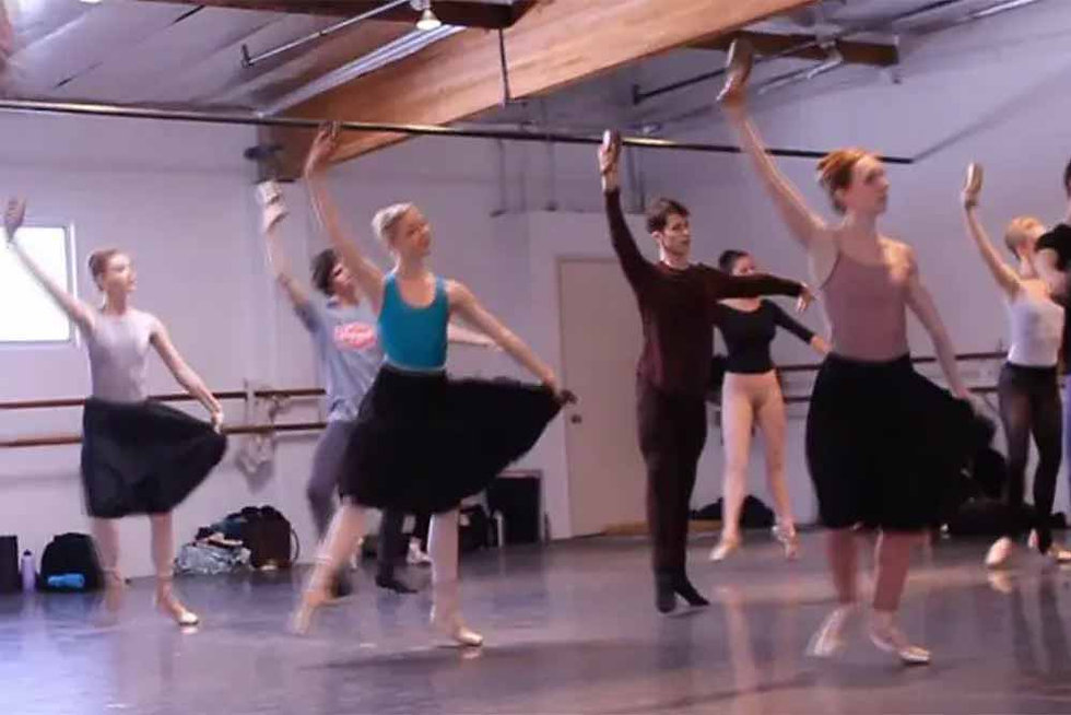 Behind the Scenes with Swan Lake 2012 - Episode 3