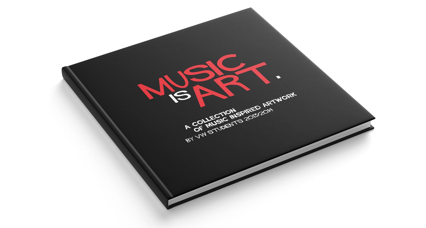 Big Bad Voodoo Daddy - Music Art Book
