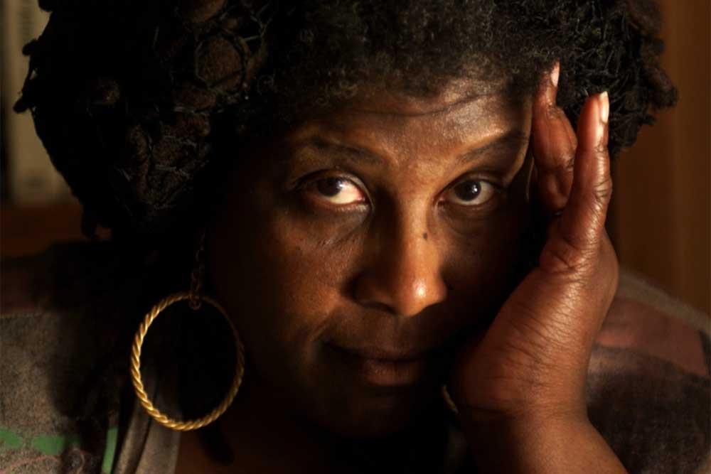 Los Angeles poet Wanda Coleman