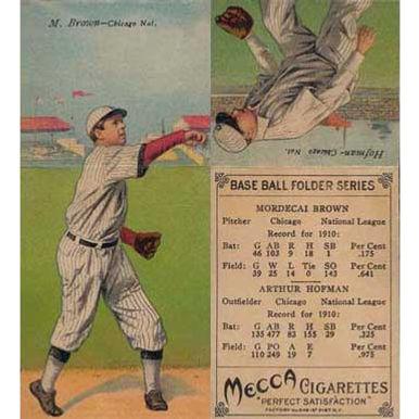 Brown/Hofman - 1911 Tobacco T-201
