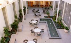 Valley College Arts Courtyard