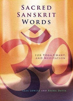 Sacred Sanskrit Words