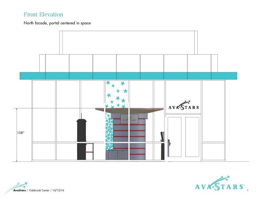 Avastars - Oakbrook Mall, Chicago