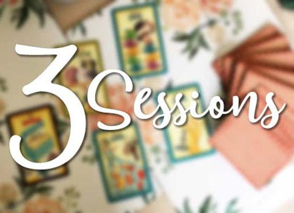 (3) 30-Minute Tarot & Spiritual Advising