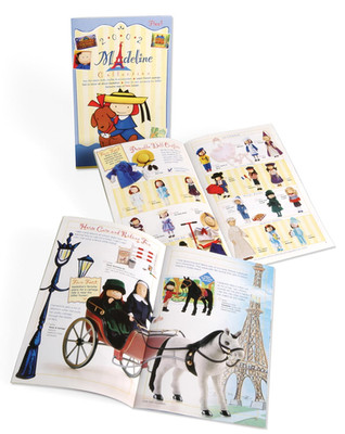 Madeline Brochure and Booklets