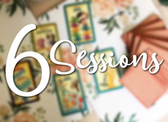 (6) 30-Minute Tarot & Spiritual Advising