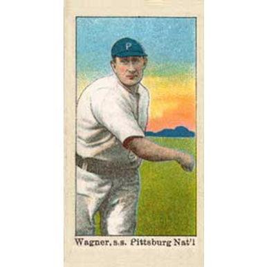 Honus Wagner -  1910 Caramel E105