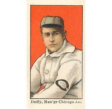 Hugh Duffy - 1909 Caramel E90-1