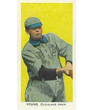Cy Young - 1908 Caramel E93
