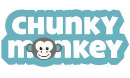 Pleasure Galleries - Chunky Monkey Logo