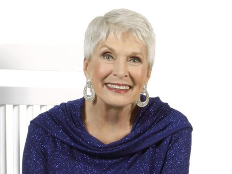 Jeanne Robertson - The Loss of a Legend