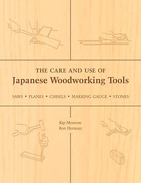 The Care and Use of Japanese Woodworking Tools