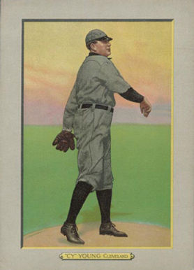 Cy Young - 1910 Tobacco T-3
