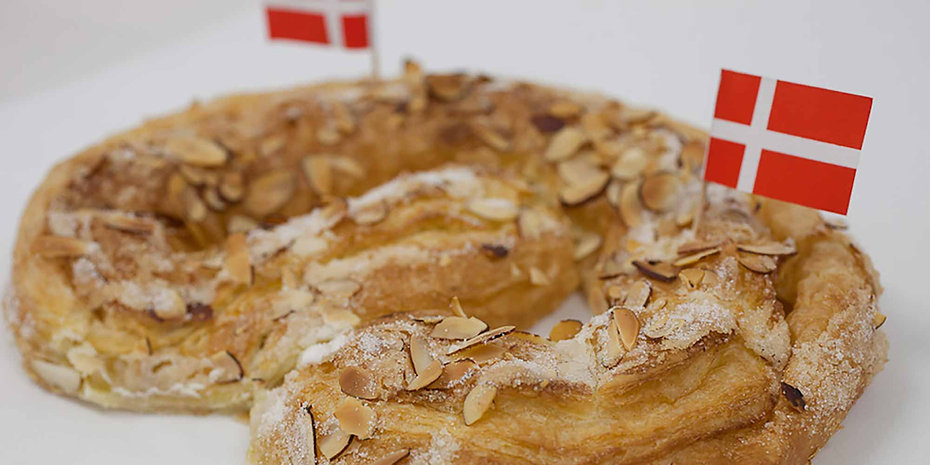 Kringle Cake Pastry