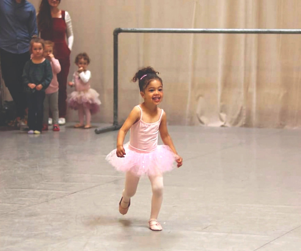 Los Angeles Ballet A Chance to Dance ACTD Outreach