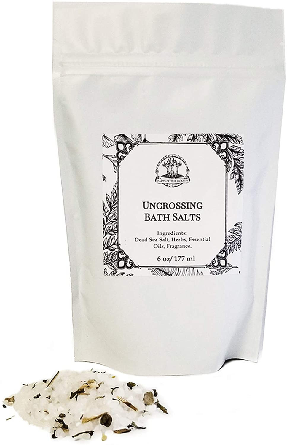 Uncrossing Bath Salts