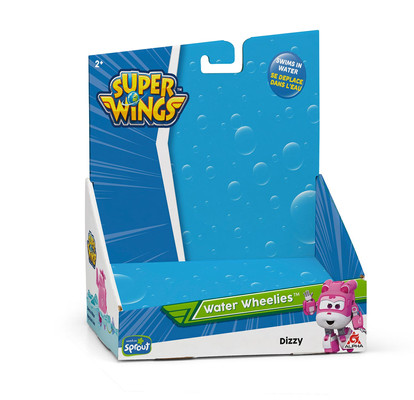 Superwings - Whatever Wheelies Packaging