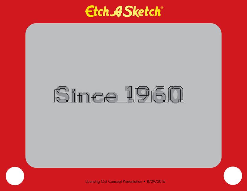 Etch A Sketch - Presentation