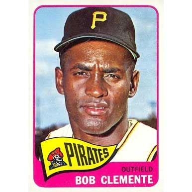 Roberto Clemente  - 1965 Toppss