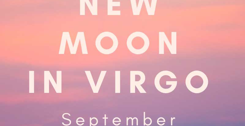Virgo New Moon: Meditate on Your Craft!