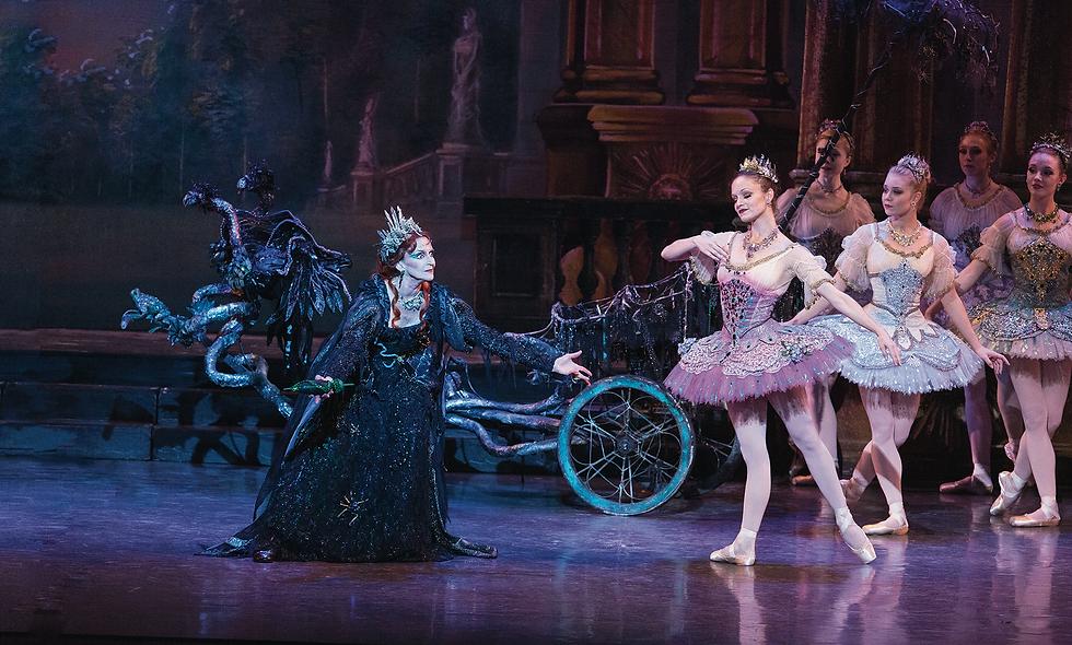 Los Angeles Ballet The Sleeping Beauty Carabosse Faries