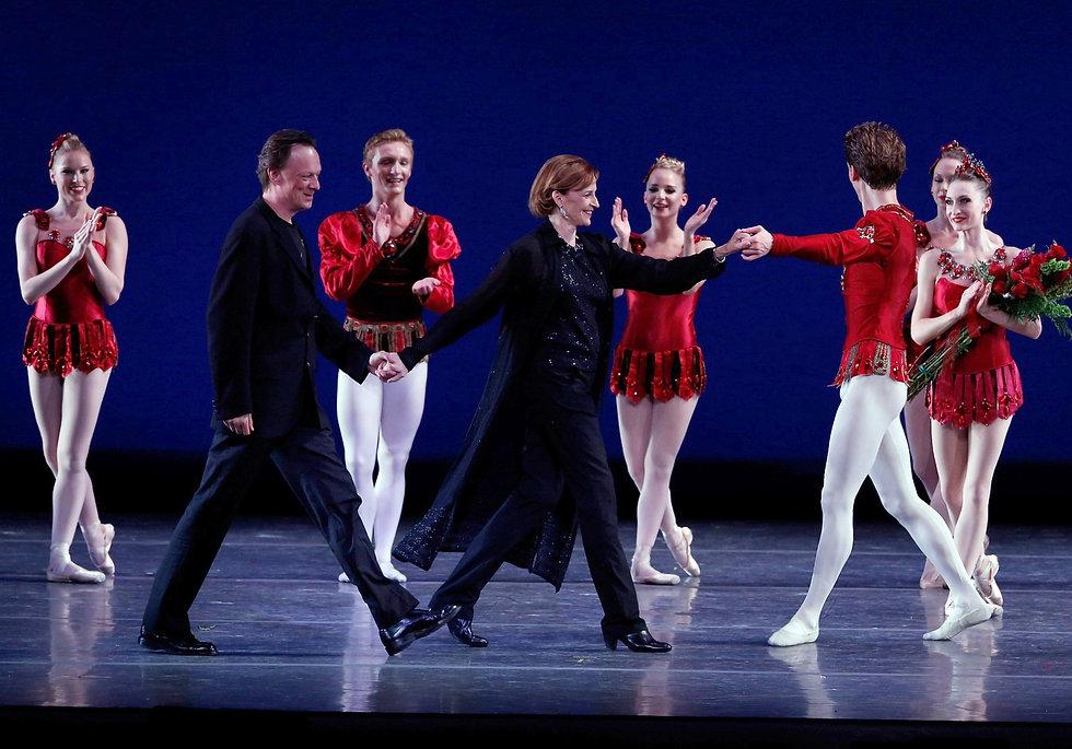 Los Angeles Ballet Artistic Directors Christensen Neary