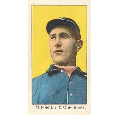 Mike Mitchell - 1909 Caramel E90-1