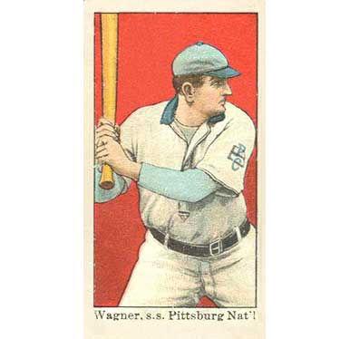 Honus Wagner - 1909 Caramel E90-1