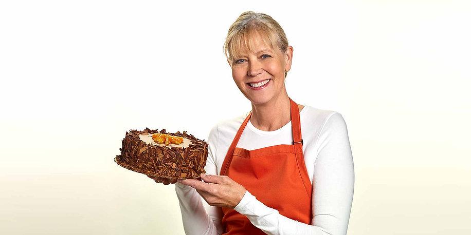 Karen Hansen, Owner of Copenhagen Pasty
