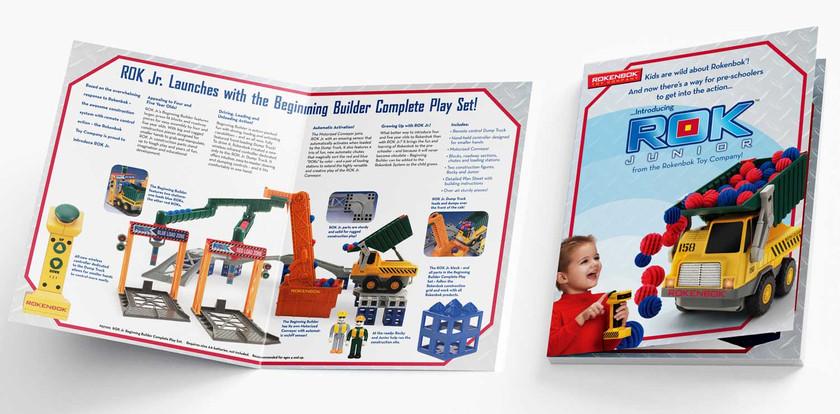 ROK Junior - Brochure
