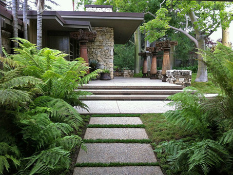 A Garden Restoration in Los Angeles