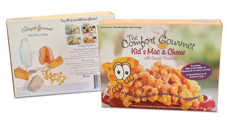 The Gourmet Comfort - Kid's Mac & Cheese