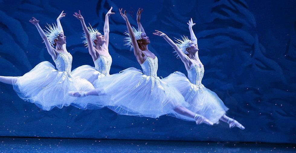 Los Angeles Ballet The Nutcracker Snow Jasmine Perry