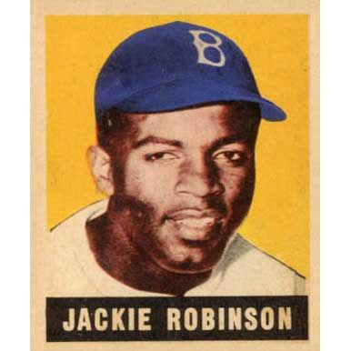 Jackie Robinson    - 1940 LeafBall