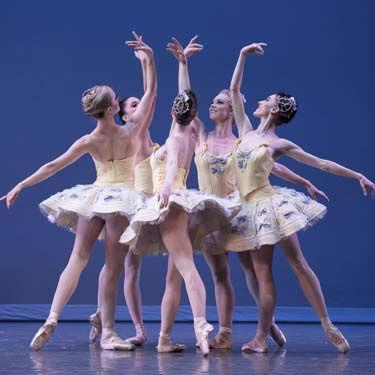 Los Angeles Ballet Balanchine 2017