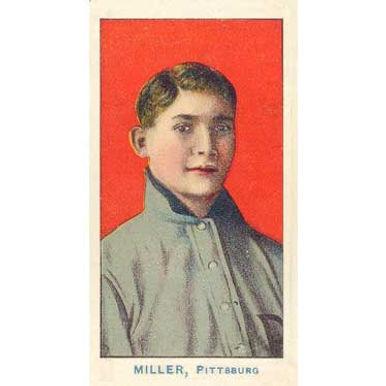 Dots Miller - 1910 Caramel E90-2