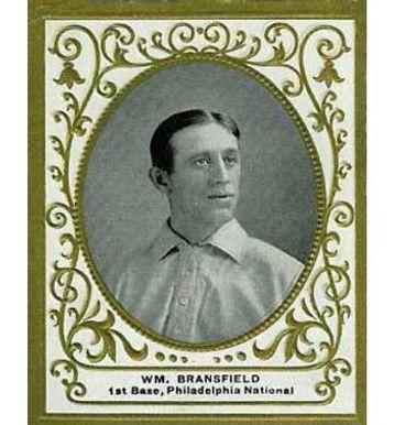 W.M. Bransfield - 1909 Tobacco T-204