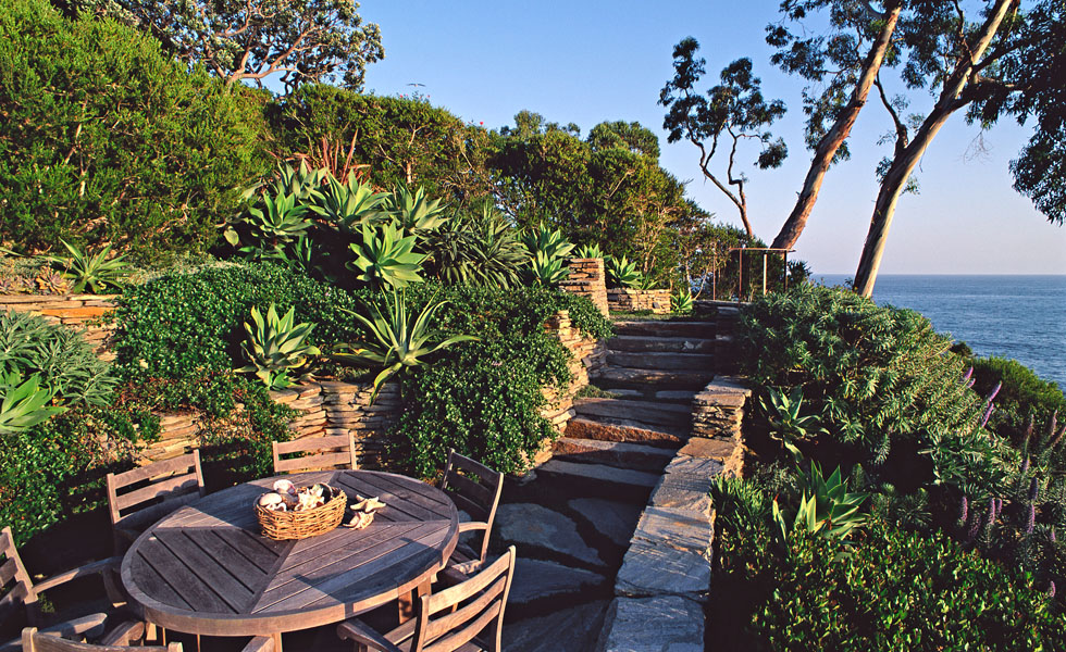 Bluff Top Garden