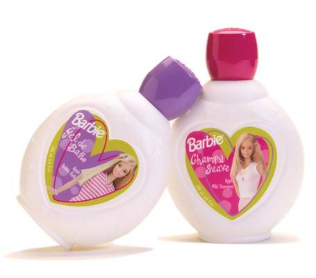 Barbie - Bath Product Development Licensing
