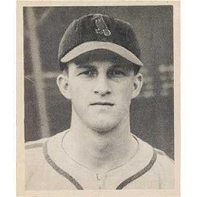 Stan Musial   - 1948 Bowman