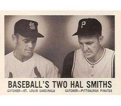 Baseball's Two Hal Smiths