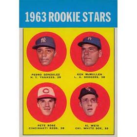 1963 Rookie Stars