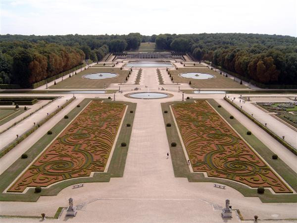Vaux le Vicomte  Photo: Wikipedia