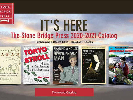 New Stone Bridge Press 2020 - 2021 Catalog